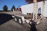 Kiefer Built trailer, 14