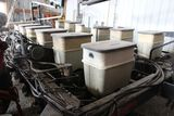 Agco black machine planter model 12F30, sn 611780, 12 row corn - 12-30, 6 r