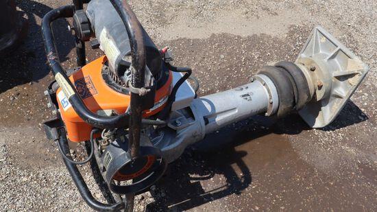 Rammer w/low profile handle, model R270R 271-840-3.