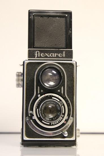 Prontor II Flexaret TLR Camera