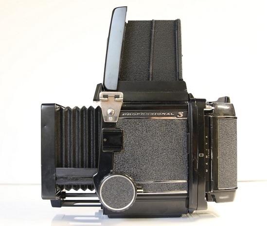 Mamiya RB67 Professional S Medium Format Camera with Many Extras