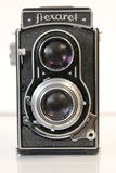 Meopta Flexaret IV TLR Camera with Leather Case