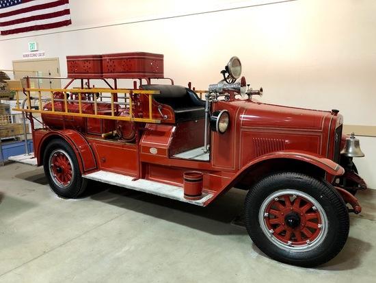 1923 International Firetruck