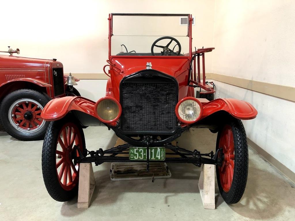 1924 Model T Firetruck