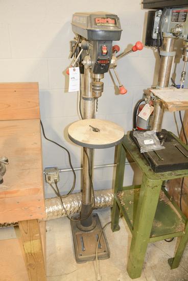 Clarke Metal Worker Drill Press