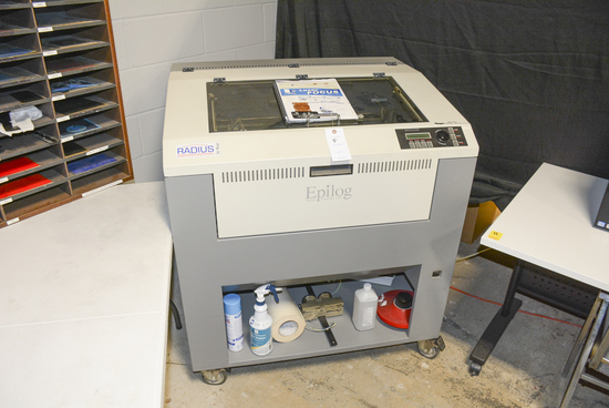 RADIUS HIGH PERFORMANCE LASER ENGRAVING SYSTEM