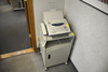 BROTHER 1270e FAX MACHINE AND METAL STAND