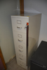 5 DRAWER LOCKABLE FILE CABINET