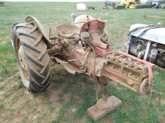 FORD 8N TRACTOR, REBUILDER PROJECT