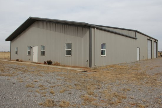 8 ACRES WITH SHOP AND LIVING QUARTERS