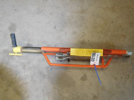 ROHER PNEUMATIC POST DRIVER