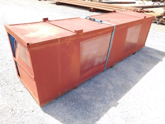 NEW 30' X 40' X 15' STORAGE BUILDING (IN BOX)