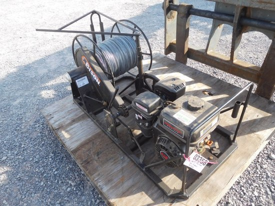 EZ ROLLER HOT FENCE ROLLER (NO WIRE)