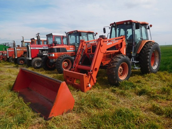 Hinds Equipment Auction