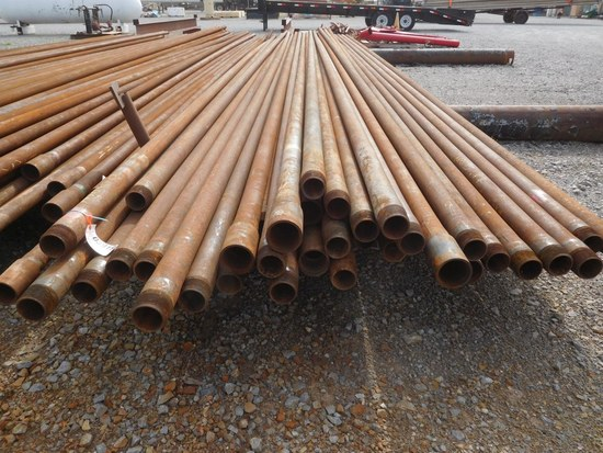 """2 7/8"""" PIPE***SOLD PER FOOT, TIMES THE MONEY***"""