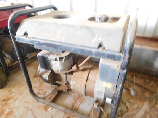 Dart 5000 W. Generator, Gas, 10 HP