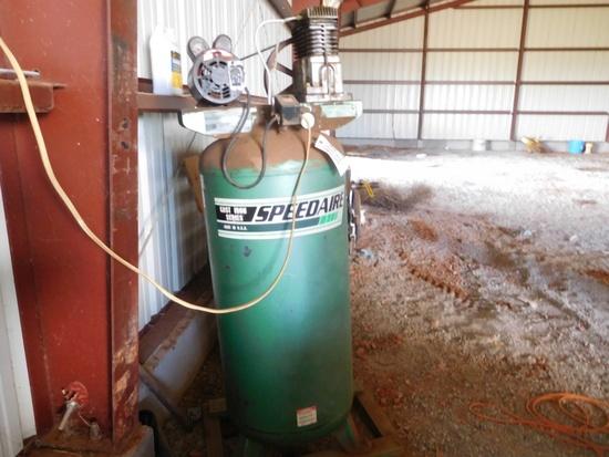 Speed Aire 60 Gal. Vert. Air Compressor, 220V, 1 HP