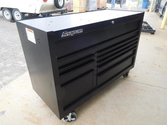 SNAP-ON ROLL AROUND TOOLBOX, 10 DRAWER