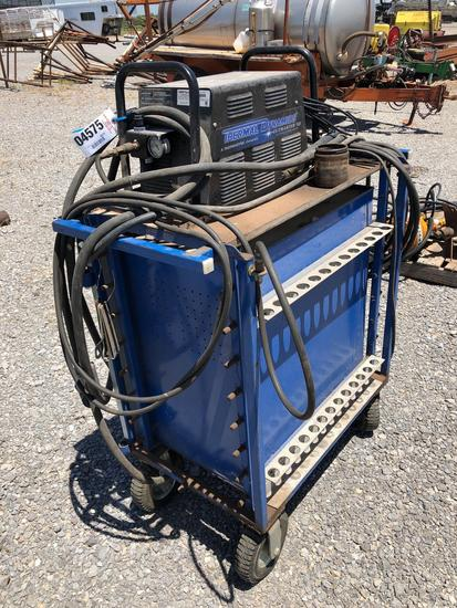 THERMAL DYNAMIC CATMASTER 50 PLASMA CUTTER W/LEADS