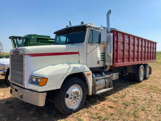 1991 FREIGHTLINER, CONVERSION GRAIN TRUCK
