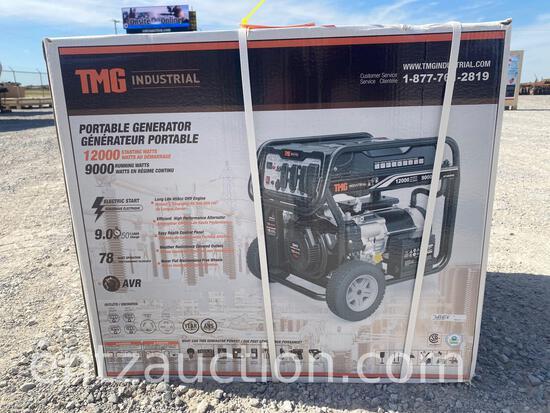 TMG PORTABLE GENERATOR, 12,000 STARTING WATTS