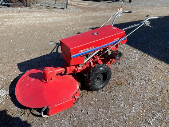 """GRAVELY 5260 ROTARY MOWER, 30"""", WALK BEHIND, GEAR DRIVE"""