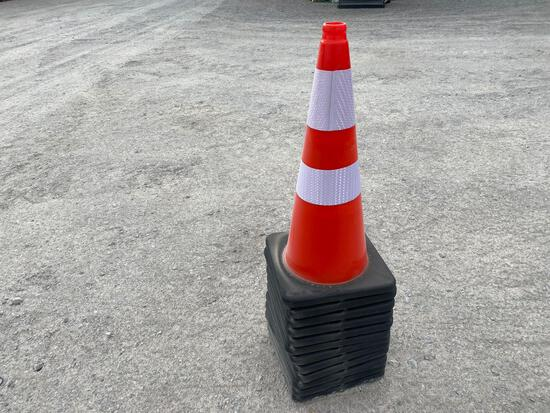"""29"""" REFLECTIVE CONE, UNUSED, ***SOLD TIMES THE"""