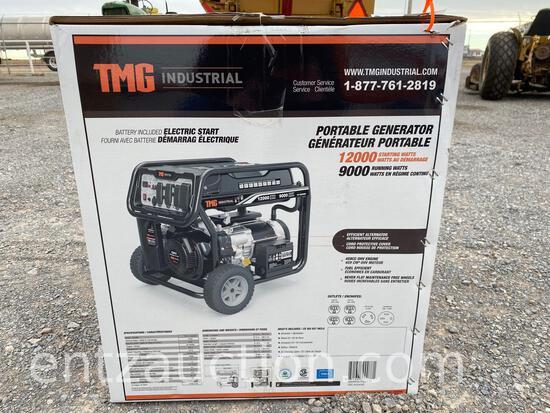 TMG PORTABLE GENERATOR, 12,000 STARTING WATTS,