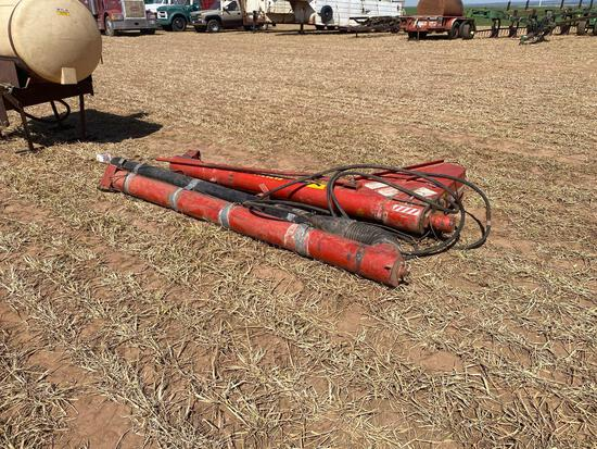 WESTFIELD TAILGATE HYD. AUGERS