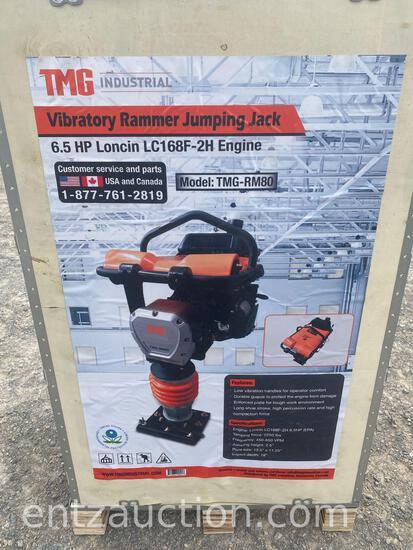 TMG VIBRATORY RAMMER JUMPING JACK,