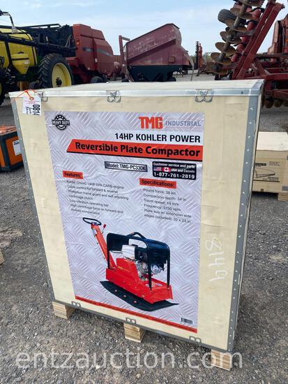 TMG PC330K REVERSIBLE PLATE COMPACTOR,