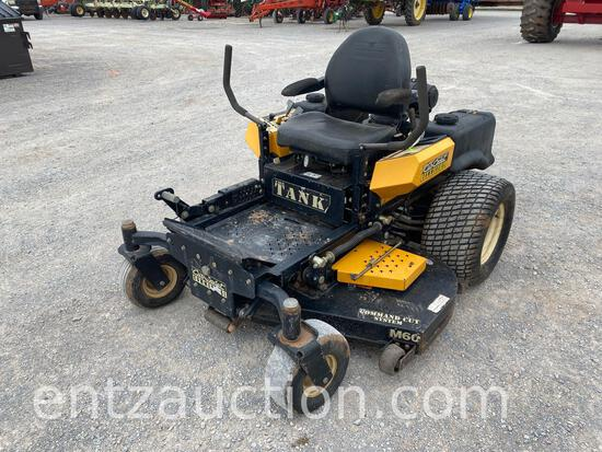 """CUB CADET THE TANK COMMERCIAL MOWER, 60"""""""