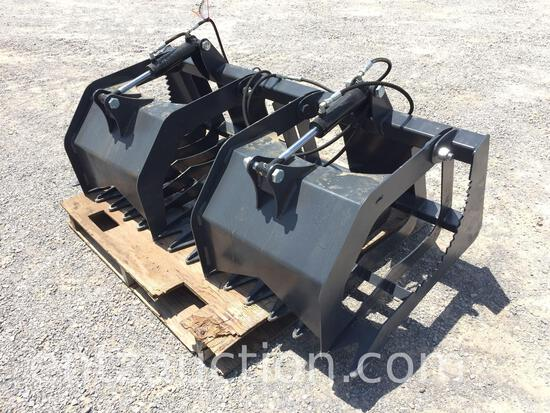 """66"""" ROCK AND BRUSH GRAPPLE, 4"""" SPACING, USSA,"""