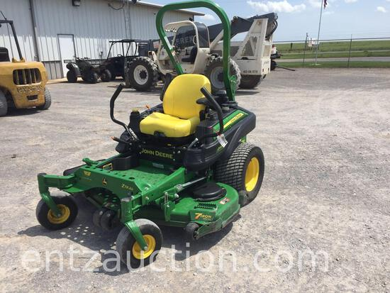 """JD Z 930M COMMERCIAL MOWER, 7 IRON 60"""""""