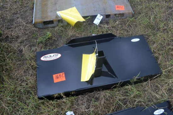 Universal Receiver Plate