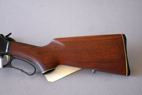 Marlin Model 336 30-30 Win Cal  , Lever Action, Gold trigger