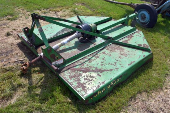 John Deere 7' Rotary Mower, 3pt