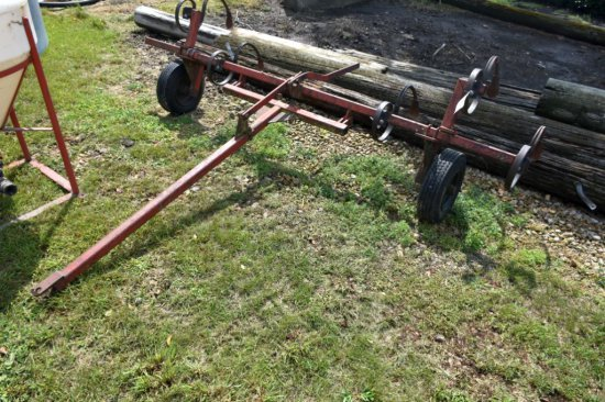Harlan Pull Type Cultivator