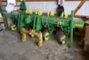 "John Deere 885 Row Crop Cultivator, 4 Row 30"", Set Up For Side Dressing, Like New, SN: X001705"