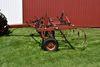 IHC 55 Chisel Plow, 15 Shank, Hydraulic Center Fold