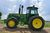 1984 John Deere 4650 MFWD, 6978 Hours, 15 Speed Power Shift, 18.4x42 Rear Duals, Front Weighted Rock Image 11