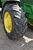 1984 John Deere 4650 MFWD, 6978 Hours, 15 Speed Power Shift, 18.4x42 Rear Duals, Front Weighted Rock Image 4