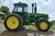 1984 John Deere 4650 MFWD, 6978 Hours, 15 Speed Power Shift, 18.4x42 Rear Duals, Front Weighted Rock Image 8