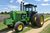 1989 John Deere 4455 2WD, 5761 Hours, 18.4 X 38 Axle Duals 85%, 3 Hydraulics, Power Beyond, Quad Ran Image 9