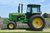 1989 John Deere 4455 2WD, 5761 Hours, 18.4 X 38 Axle Duals 85%, 3 Hydraulics, Power Beyond, Quad Ran Image 10
