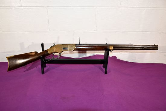 Winchester Model 1866 Sporting Rifle in .44 Rim Fire, SN: 119040, Made in 1874. This is a very nice