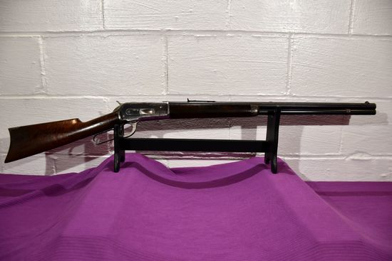 """Winchester Model 1886 Lever Action Rifle, 40-65 WCF, 26"""" Octagon Barrel, SN: 126089"""