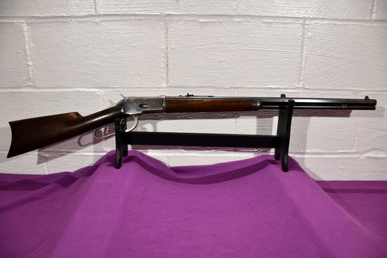 """Winchester Model 1892 Lever Action Rifle, 32 WCF, 24"""" Barrel, SN: 485208"""