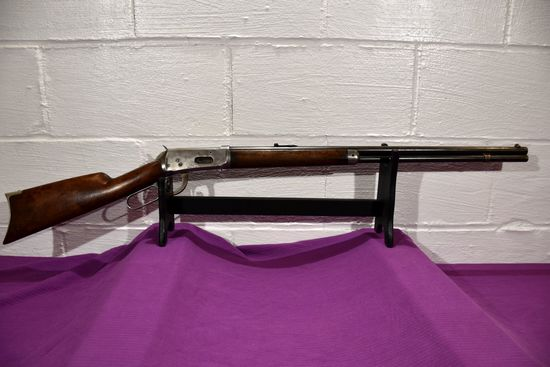 """Winchester Model 1894 Lever Action Rifle, 25-35 WCF, 26"""" Barrel, SN: 179412"""