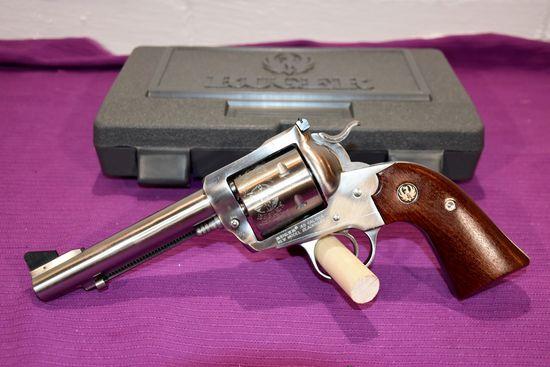 """Ruger New Model Blackhawk Ruger Bisley Model 45 Cal Revolver, SN: 48-30933, 5.5"""" Barrel, With Hardca"""